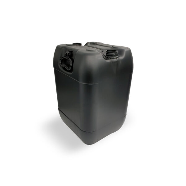 Kunststoffkanister 50 Liter schwarz