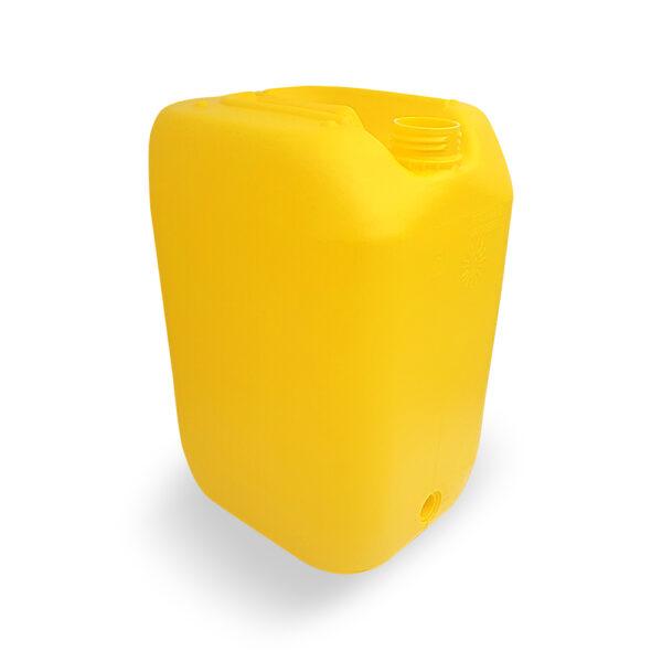 Kunststoffkanister 25 Liter gelb