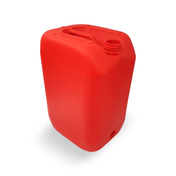 Kunststoffkanister 25 Liter rot