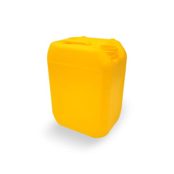 Kunststoffkanister 5 Liter und 10 Liter gelb
