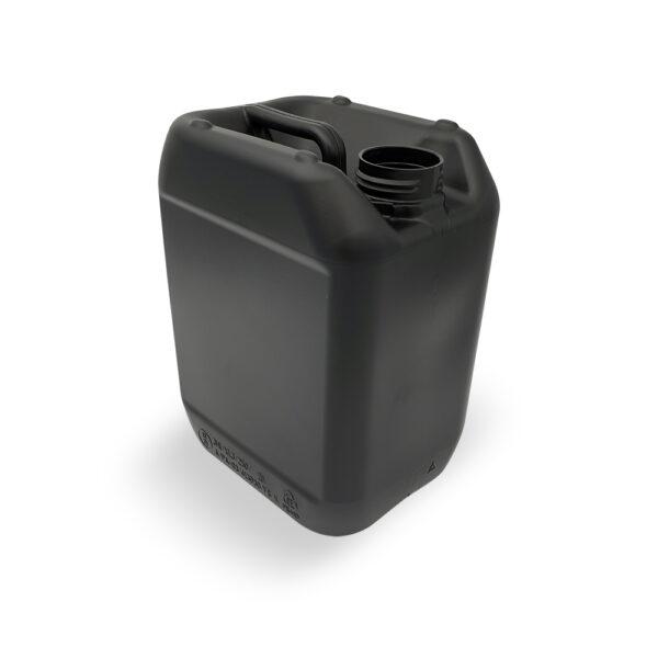 Stapelkanister Kunststoffkanister schwarz DIN50