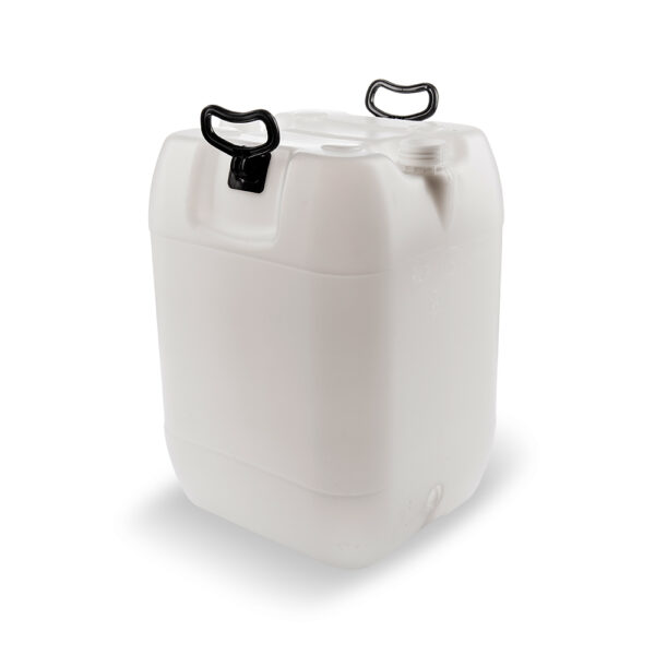 Kunststoffkanister 50 Liter natur