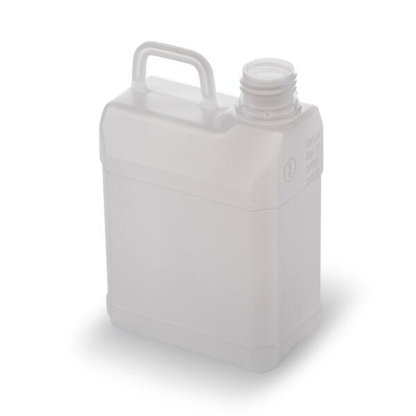 Kunststoffkanister 1 Liter natur