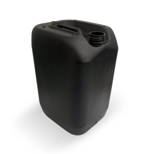 Kunststoffkanister schwarz 25 Liter und 30 Liter Leitfähig