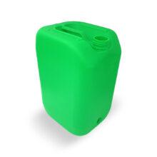 Kunststoff Kanister grün 25 Liter