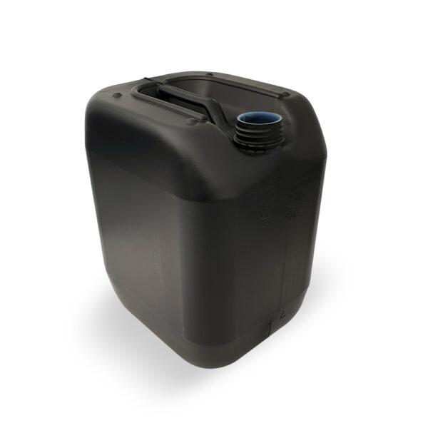Kunststoff Kanister schwarz 20 Liter leitfähig
