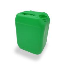 Kunststoffkanister 5 Liter und 10 Liter grün